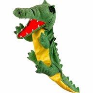 Fiesta Crafts - Marioneta de mana Crocodil Mare