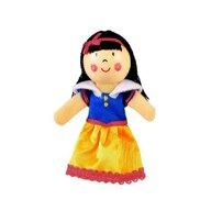 Fiesta - Marioneta deget Alba-ca-zapada pentru teatru papusi  finger-puppet  3 ani+