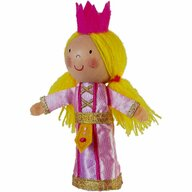 Fiesta Crafts - Marioneta pentru deget Printesa