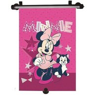 Markas - Parasolar retractabil Minnie Mouse stars