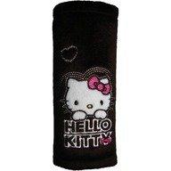 Markas Protectie centura de siguranta 'Hello Kitty' black