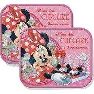 Markas set 2 parasolare cu ventuze 'Minnie Mouse'