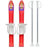 Marmat - Skiuri copii 60 cm Rosu