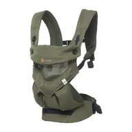 Ergobaby - Marsupiu 4 Pozitii 360 Cool Air Khaki Green