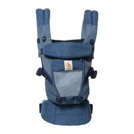 Ergobaby - Marsupiu Adapt Cool Air Mesh, Blue Blooms