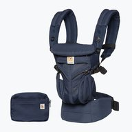 Ergobaby - Marsupiu omni 360 cool air Mesh Midnight Blue