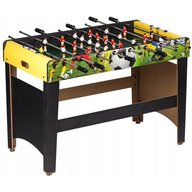 Ecotoys - Masa de fotbal din lemn 60 x 120 x 78 cm XXL,  Verde