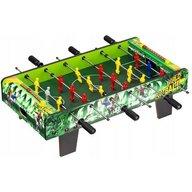 Ecotoys - Masa de fotbal din lemn 61 x 30,5 cm x 18,5 cm, Verde