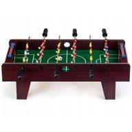 Ecotoys - Masa de fotbal din lemn 69x36 cm