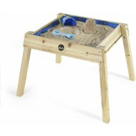 Plum - Masa de joaca cu activitati si nisip Build and Splash