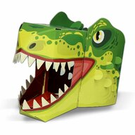 Fiesta Crafts - Masca 3D T-Rex