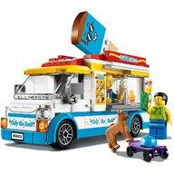 LEGO - Set de joaca Masina cu inghetata , ® City, Multicolor