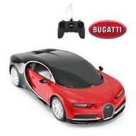 Rastar - Masinuta cu telecomanda Bugatti Chiron ,  Scara 1:24, Rosu