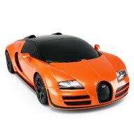 Rastar - Masinuta cu telecomanda Bugatti Grand Sport Vitesse ,  Scara 1:24, Portocaliu
