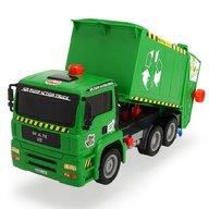Dickie Toys - Masina de gunoi Air Pump Garbage Truck