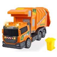Dickie Toys - Masina de gunoi Garbage Collector cu accesorii