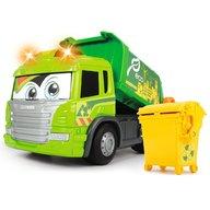 Dickie Toys - Masina de gunoi Happy Scania Truck