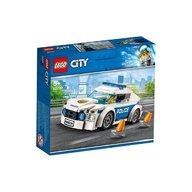 Lego - Masina de politie pentru patrulare