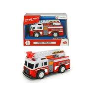 Simba - Masina de pompieri Fire Truck FO, Rosu