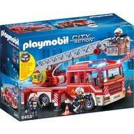 Playmobil - Masina de pompieri cu scara