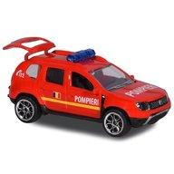 Majorette - Masina de pompieri Dacia Duster