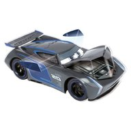 Dickie Toys - Masina Cars 3 Crash Car Jackson Storm cu telecomanda