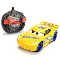 Dickie Toys - Masina Cars 3 Turbo Racer Cruz Ramirez cu telecomanda