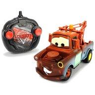 Dickie Toys - Masina Cars 3 Turbo Racer Mater cu telecomanda