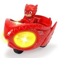 Dickie Toys - Masina Eroi in Pijama Mission Racer Owlette cu figurina