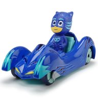 Dickie Toys - Masina Eroi in Pijamale Cat-Car cu figurina