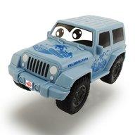 Dickie Toys - Masina Jeep Wrangler albastru