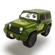 Dickie Toys - Masina Jeep Wrangler verde