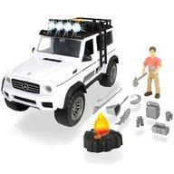 Dickie Toys - Set Masina Playlife Adventure cu figurina si accesorii