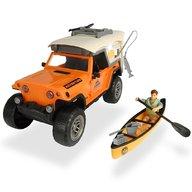 Dickie Toys - Set Masina Playlife Camping cu figurina si accesorii
