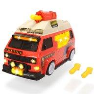 Dickie Toys - Masina Volkswagen T3 Camper cu proiectile