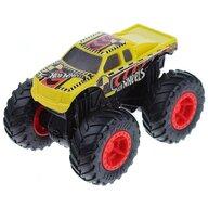 Hot Wheels - Masina Crash Recruit by Mattel Monster Trucks