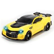 Dickie Toys - Masina robot transformabil Bumblebee Transformers Robot Fighter