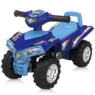 Chipolino - Masinuta ATV Blue