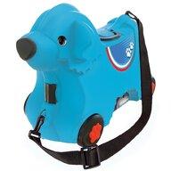 Big - Masinuta de impins tip valiza  Bobby Trolley blue