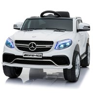 Chipolino - Masinuta electrica Mercedes Benz AMG, White