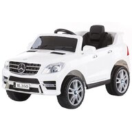 Chipolino - Masinuta electrica  SUV Mercedes Benz ML350 white