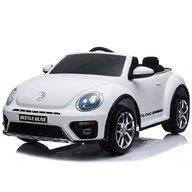 Chipolino - Masinuta electrica Volkswagen Beetle Dune, White