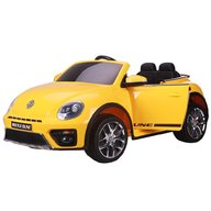 Chipolino - Masinuta electrica Volkswagen Beetle Dune, Yellow