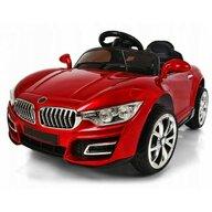 R-Sport - Masinuta electrica Cabrio B16 , Cu telecomanda, Cu baterii, Cu functie de balansare, Rosu