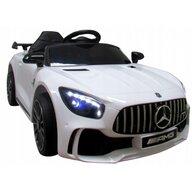 R-Sport - Masinuta electrica Mercedes AMG GTR-S Cu telecomanda, Alb