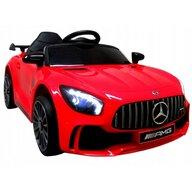 R-Sport - Masinuta electrica Mercedes AMG GTR-S Cu telecomanda, Rosu