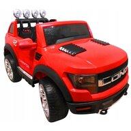R-Sport - Masinuta electrica Cabrio Long BBH-1388 , Cu telecomanda, Cu roti EVA, Rosu