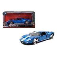 Simba - Masinuta Ford GT 2005 , Fast and furious , Metalica,  Scara 1:24