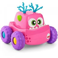 Fisher-Price - Masinuta Monster, Roz