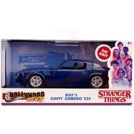 Simba - Masinuta Chevy Camaro 1979 , Stranger things , Metalica